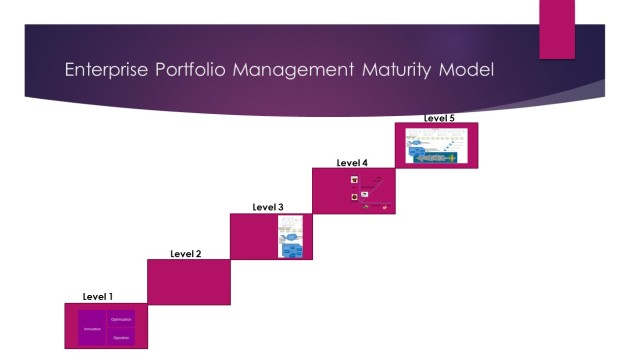 Enterprise Portfolio Management Maturity Model